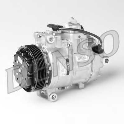 Компрессор кондиционера для BMW 1(E81,E82,E87,E88), 3(E90,E91,E92,E93), 5(E60,E61), X1(E84) <b>DENSO DCP05061</b> - изображение