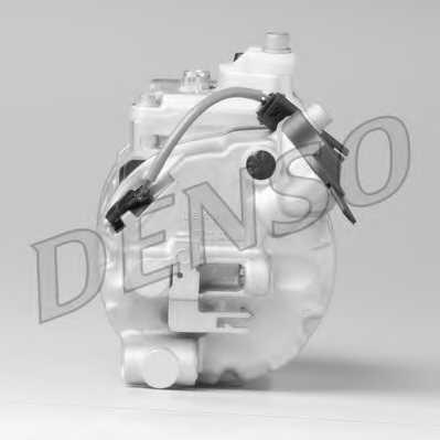 Компрессор кондиционера DENSO DCP05080 - изображение 3