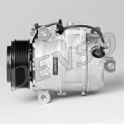 Компрессор кондиционера для BMW 5(F18,F07,F10,F11), 7(F02, F03, F04,F01) <b>DENSO DCP05081</b> - изображение 1