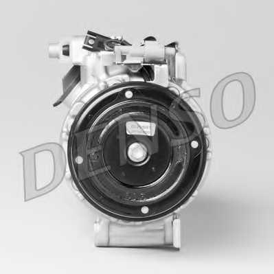 Компрессор кондиционера DENSO DCP05081 - изображение 2