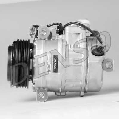 Компрессор кондиционера для BMW 5(E60,E61) <b>DENSO DCP05083</b> - изображение 1