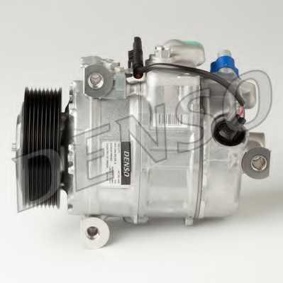 Компрессор кондиционера для BMW X3(F25) <b>DENSO DCP05089</b> - изображение 2