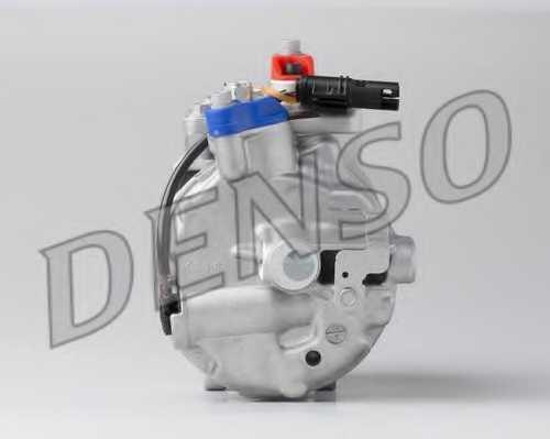 Компрессор кондиционера для BMW 1(F20,F21), 3(F35, F80,F30), X3(F25), X4(F26) <b>DENSO DCP05090</b> - изображение 2
