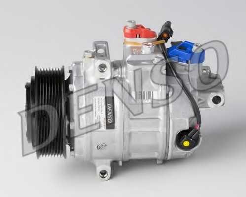 Компрессор кондиционера для BMW 1(F20,F21), 3(F35, F80,F30), X3(F25), X4(F26) <b>DENSO DCP05090</b> - изображение