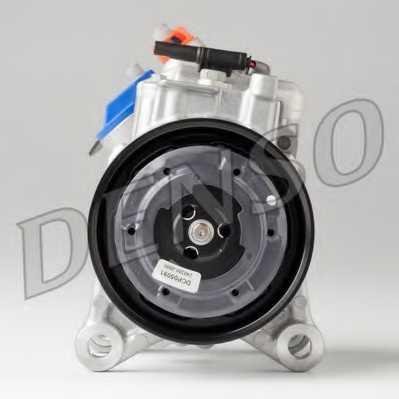 Компрессор кондиционера для BMW 3(E90,E91,E92,E93), X3(F25) <b>DENSO DCP05091</b> - изображение 2