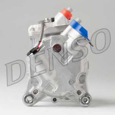 Компрессор кондиционера для BMW 3(E90,E91,E92,E93), X3(F25) <b>DENSO DCP05091</b> - изображение
