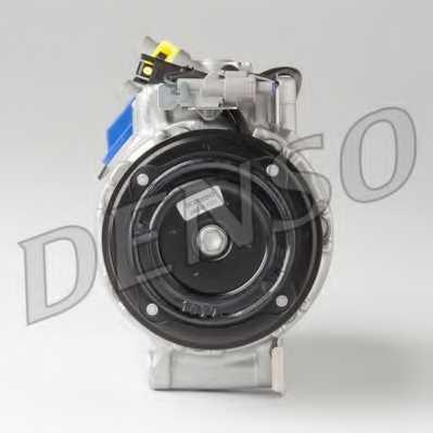 Компрессор кондиционера для BMW 1(E82,E87,E88), 3(E90,E91,E92,E93), 5(E60,E61), 6(E63,E64) <b>DENSO DCP05093</b> - изображение 1