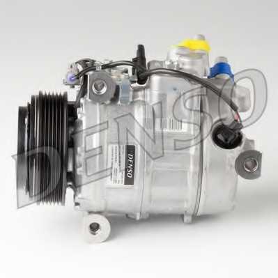 Компрессор кондиционера для BMW 1(E82,E87,E88), 3(E90,E91,E92,E93), 5(E60,E61), 6(E63,E64) <b>DENSO DCP05093</b> - изображение