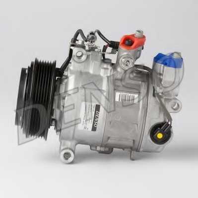 Компрессор кондиционера для BMW 1(F20,F21), 3(F35, F80,F30) <b>DENSO DCP05104</b> - изображение