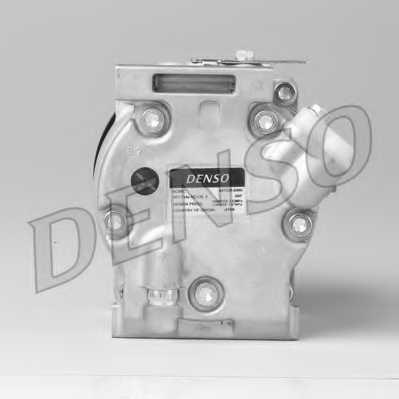 Компрессор кондиционера DENSO DCP09007 - изображение 1