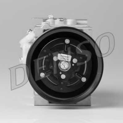 Компрессор кондиционера DENSO DCP09007 - изображение 3