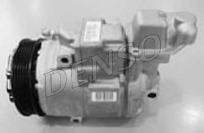 Компрессор кондиционера DENSO DCP17025 - изображение
