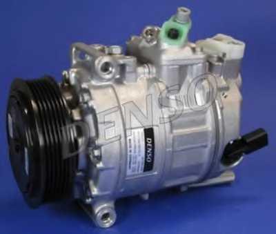 Компрессор кондиционера для VW CRAFTER(2E#,2F#) <b>DENSO DCP17073</b> - изображение