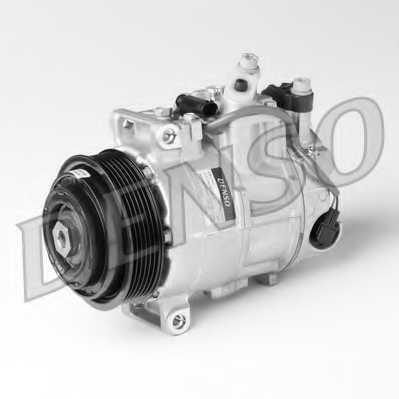 Компрессор кондиционера DENSO DCP17100 - изображение