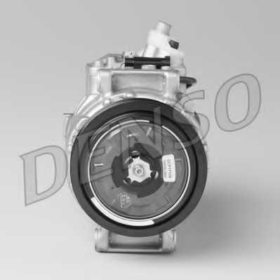 Компрессор кондиционера для MERCEDES VITO(W639) <b>DENSO DCP17109</b> - изображение 2