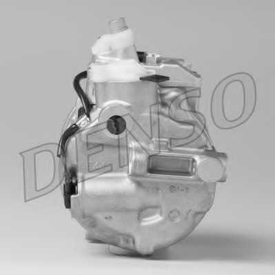 Компрессор кондиционера для MERCEDES VITO(W639) <b>DENSO DCP17109</b> - изображение 3