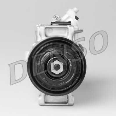 Компрессор кондиционера DENSO DCP17112 - изображение 2
