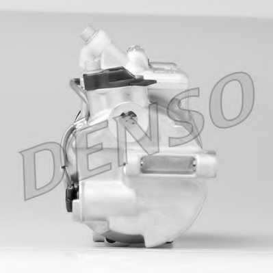 Компрессор кондиционера DENSO DCP17112 - изображение 3