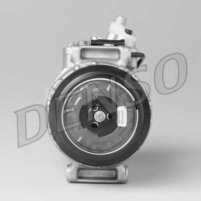 Компрессор кондиционера <b>DENSO DCP17129</b> - изображение 2