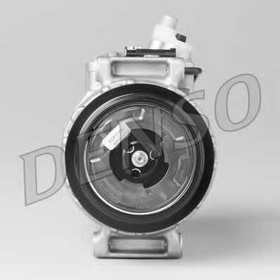 Компрессор кондиционера DENSO DCP17130 - изображение 2