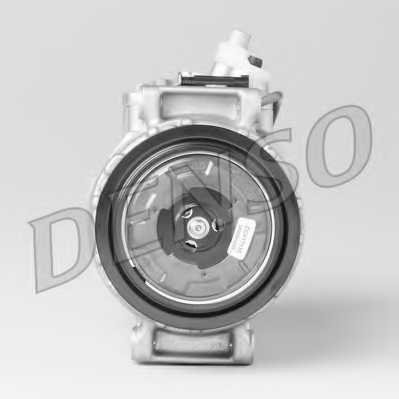 Компрессор кондиционера DENSO DCP17135 - изображение 3