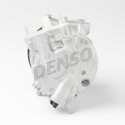Компрессор кондиционера для CITROEN C4(B7,LA#,LC#,UA#,UD#), DS4, DS5 / PEUGEOT 3008, 308(4C#,4A#), 5008 <b>DENSO DCP21014</b> - изображение 2