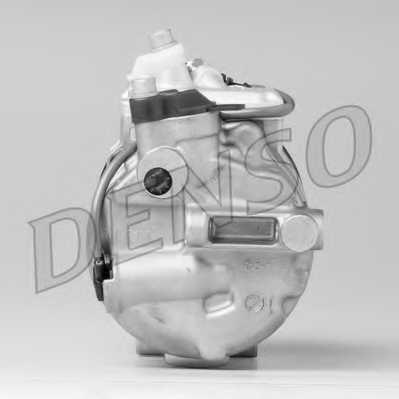 Компрессор кондиционера для PORSCHE 911(991,996,997), BOXSTER(987), BOXSTER Spyder(987), CAYMAN(987) <b>DENSO DCP28012</b> - изображение 3