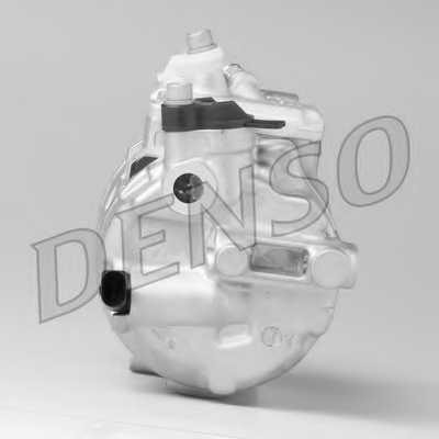 Компрессор кондиционера DENSO DCP32002 - изображение 2