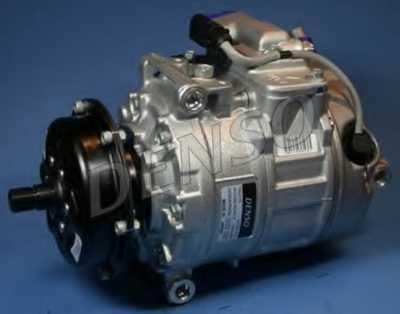 Компрессор кондиционера для VW MULTIVAN, PHAETON, TOUAREG, TRANSPORTER <b>DENSO DCP32006</b> - изображение