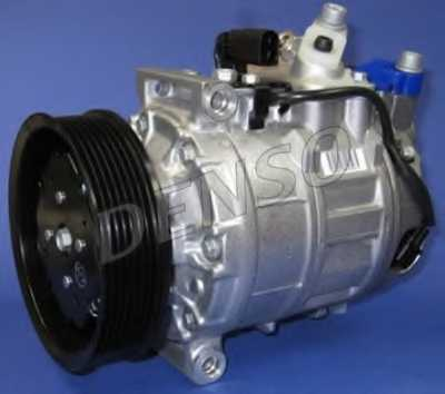 Компрессор кондиционера для VW TOUAREG(7L6, 7L7,7LA) <b>DENSO DCP32023</b> - изображение