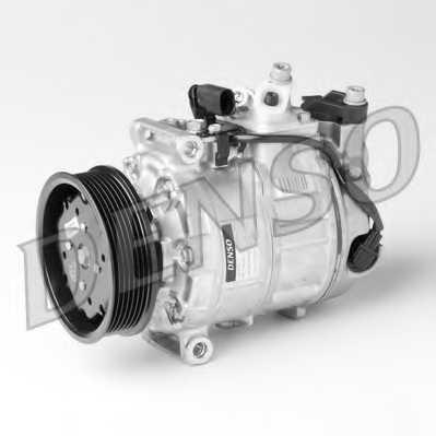 Компрессор кондиционера для AUDI Q7(4L) / VW TOUAREG(7L6, 7L7,7LA,7P5) <b>DENSO DCP32031</b> - изображение