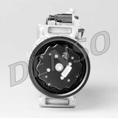 Компрессор кондиционера для BENTLEY CONTINENTAL / PORSCHE CAYENNE / VW PASSAT, PHAETON, TOUAREG <b>DENSO DCP32052</b> - изображение 2