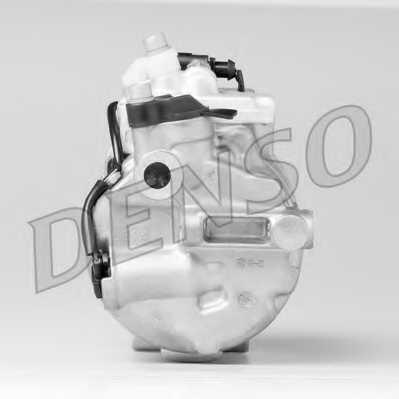 Компрессор кондиционера для BENTLEY CONTINENTAL / PORSCHE CAYENNE / VW PASSAT, PHAETON, TOUAREG <b>DENSO DCP32052</b> - изображение 3