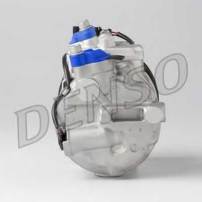 Компрессор кондиционера для VW TOUAREG(7P5) <b>DENSO DCP32064</b> - изображение 2