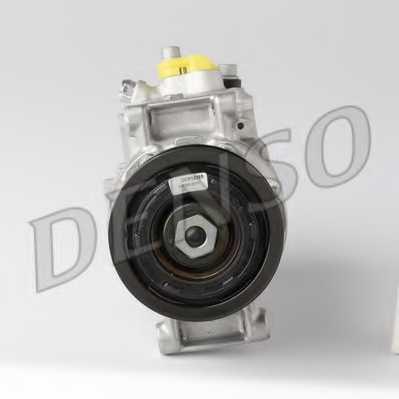 Компрессор кондиционера для VW AMAROK, MULTIVAN, TRANSPORTER <b>DENSO DCP32065</b> - изображение 1