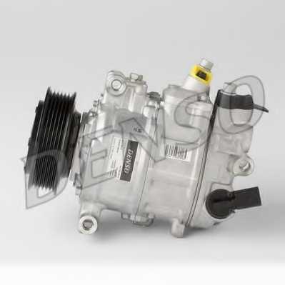 Компрессор кондиционера для VW AMAROK, MULTIVAN, TRANSPORTER <b>DENSO DCP32065</b> - изображение