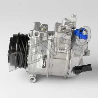 Компрессор кондиционера для VW CRAFTER(2E#,2F#) <b>DENSO DCP32068</b> - изображение