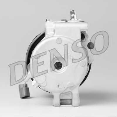 Компрессор кондиционера <b>DENSO DCP40012</b> - изображение 3