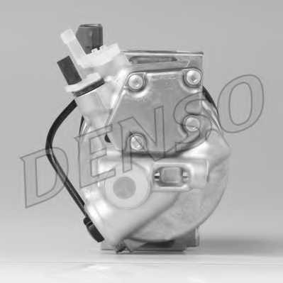 Компрессор кондиционера DENSO DCP45003 - изображение 3
