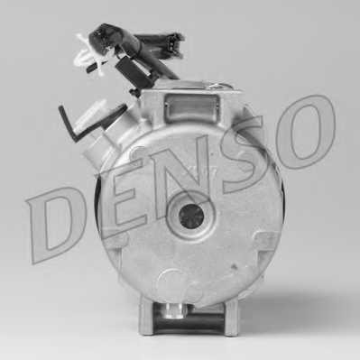 Компрессор кондиционера для MITSUBISHI PAJERO(V9#W,V2#W,V8#W) <b>DENSO DCP45006</b> - изображение 2