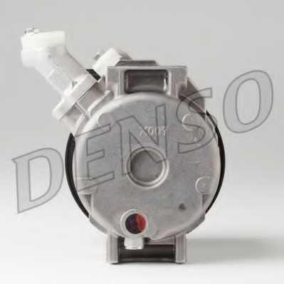 Компрессор кондиционера DENSO DCP45009 - изображение