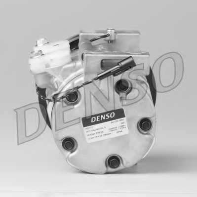 Компрессор кондиционера DENSO DCP47001 - изображение 3