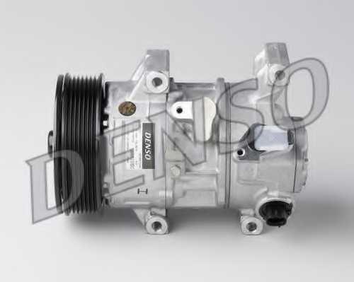 Компрессор кондиционера DENSO DCP50035 - изображение
