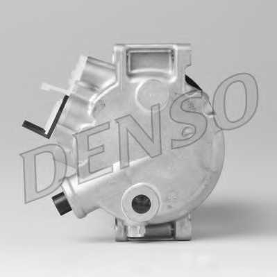Компрессор кондиционера DENSO DCP50042 - изображение 3