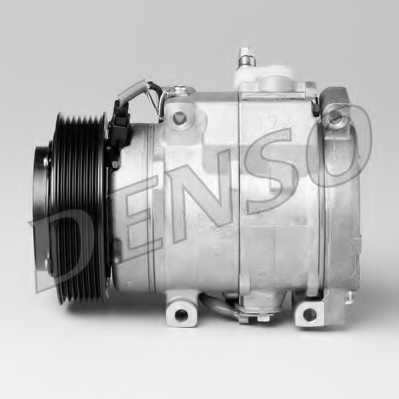 Компрессор кондиционера DENSO DCP50076 - изображение 1