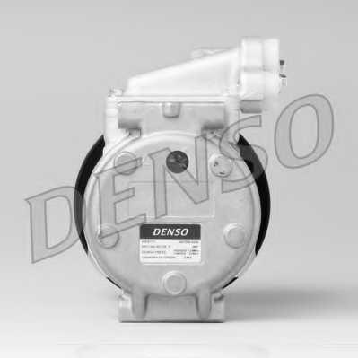 Компрессор кондиционера <b>DENSO DCP50078</b> - изображение 2