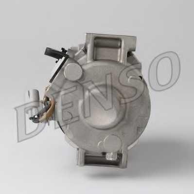 Компрессор кондиционера для TOYOTA LAND CRUISER 200(UZJ2#,VDJ2#) <b>DENSO DCP50088</b> - изображение 2