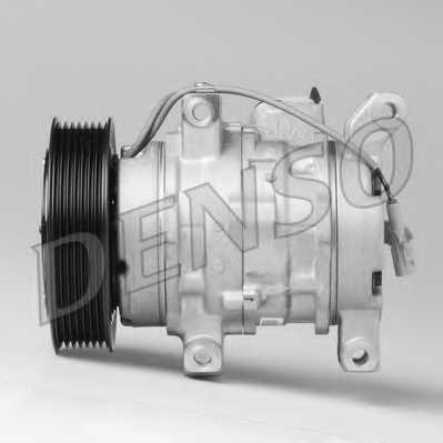 Компрессор кондиционера для TOYOTA HILUX(GGN#, LAN#, TGN#,KUN#) <b>DENSO DCP50092</b> - изображение 1
