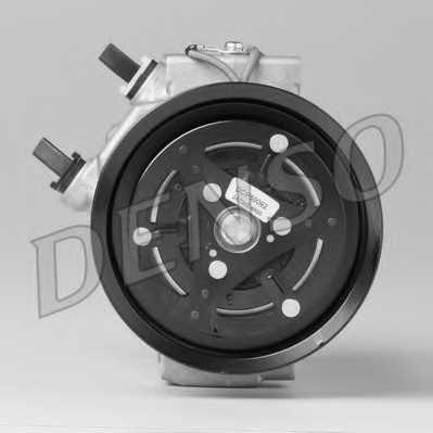 Компрессор кондиционера для TOYOTA HILUX(GGN#, LAN#, TGN#,KUN#) <b>DENSO DCP50092</b> - изображение 2