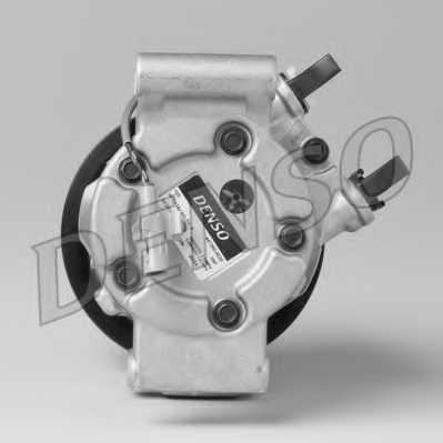 Компрессор кондиционера для TOYOTA HILUX(GGN#, LAN#, TGN#,KUN#) <b>DENSO DCP50092</b> - изображение 3